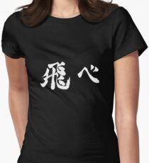 FLY Women's Fitted T-Shirt