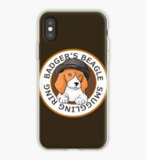 Badger's Beagle Smuggling Ring V1.0 iPhone Case