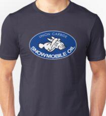 Union Carbide Snowmobile Oil Shirt T-Shirt