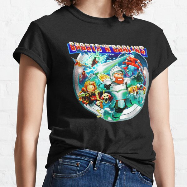 Ghosts N Goblins Classic T-Shirt