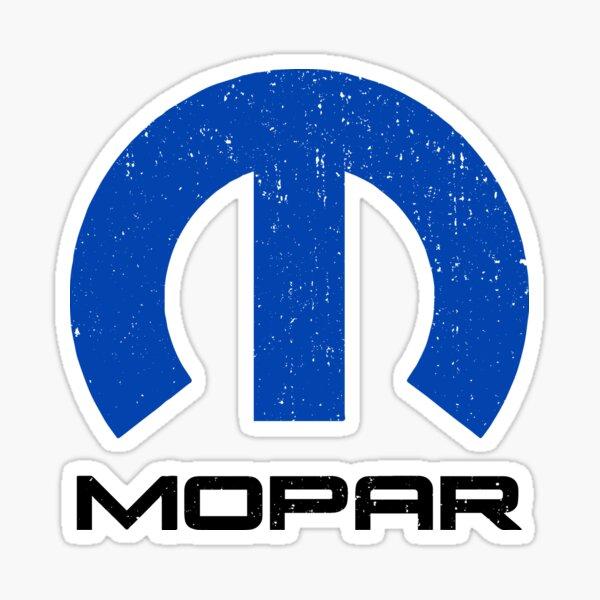 Mopar Muscle Car Sticker