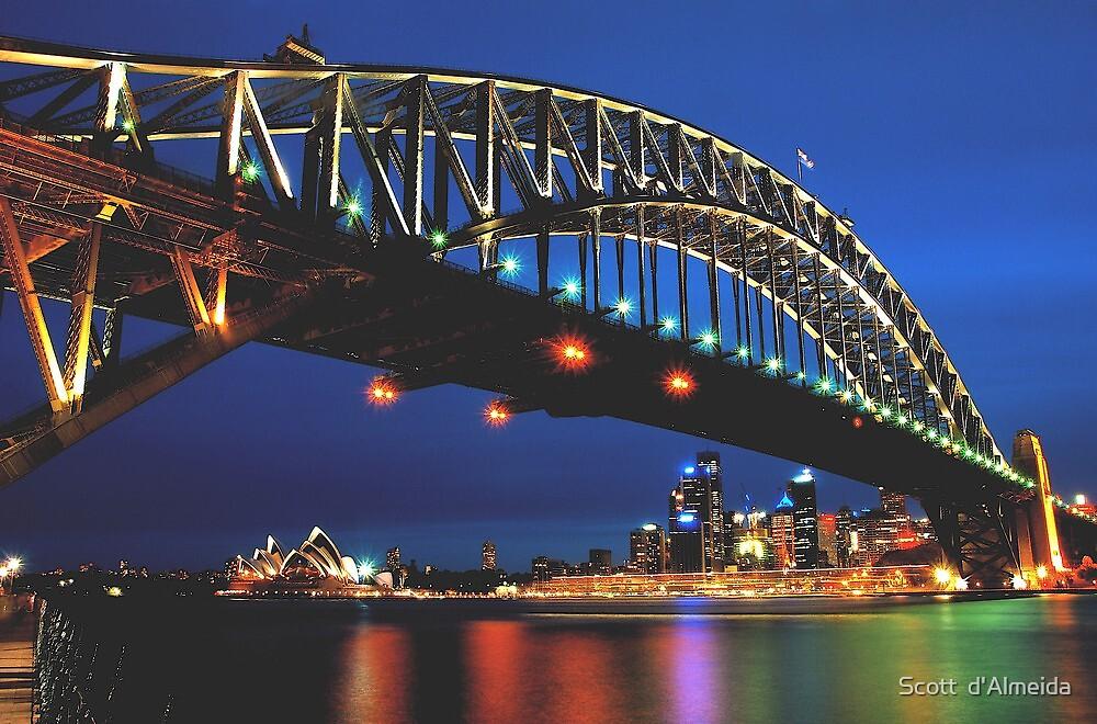 CAPTIVATING SYDNEY AUSTRALIA by Scott  d'Almeida