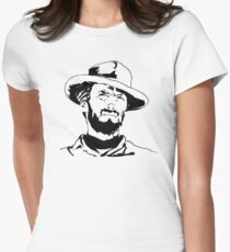 Clint Womens Fitted T-Shirt