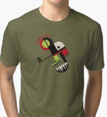 Bauhaus Tri-blend T-Shirt