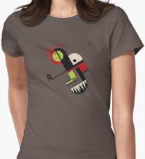 Bauhaus Women's Fitted T-Shirt