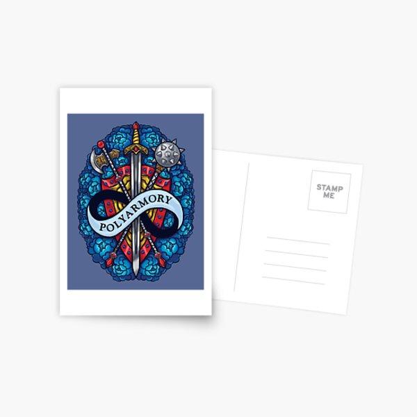 Polyarmory Postcard