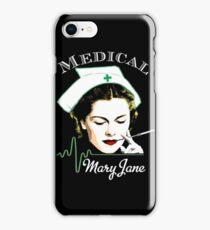 Medical Mary Jane  iPhone Case/Skin