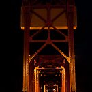 The bridge by Dave  Hartley