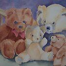 sara's childhood friends by Ellen Keagy