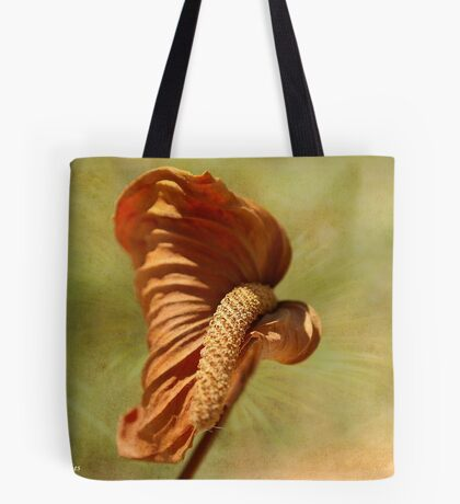 TIME CHANGES EVERYTHING - TYD VERANDER ALLES Tote Bag