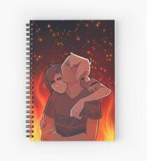 Cuaderno de espiral Apocalipsis