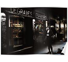 Melbourne's Laneways & Alleys 3 Poster