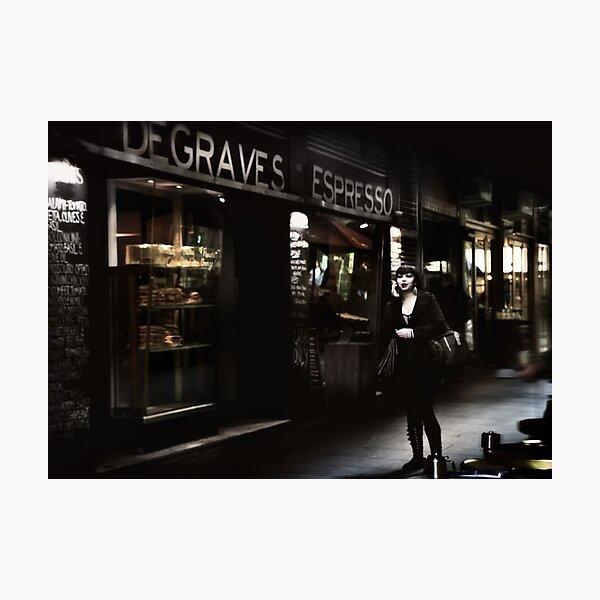 Melbourne's Laneways & Alleys 3 Photographic Print
