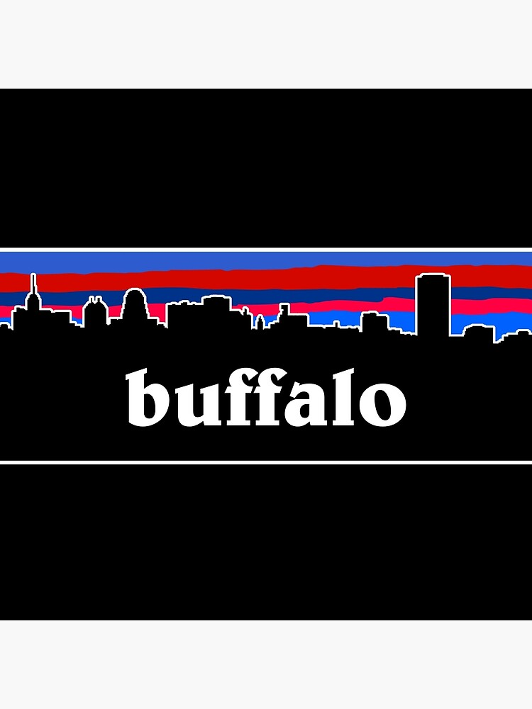 Buffalo Classic Cityscape Fußball von SSFootball