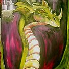 dragon  by cherie  vize