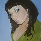 Self portrait  by cherie  vize