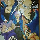 Trunks - Commissioned work by cherie  vize