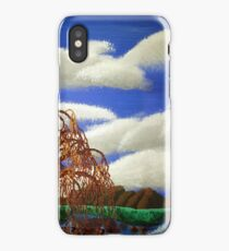 Willow Reflections iPhone Case