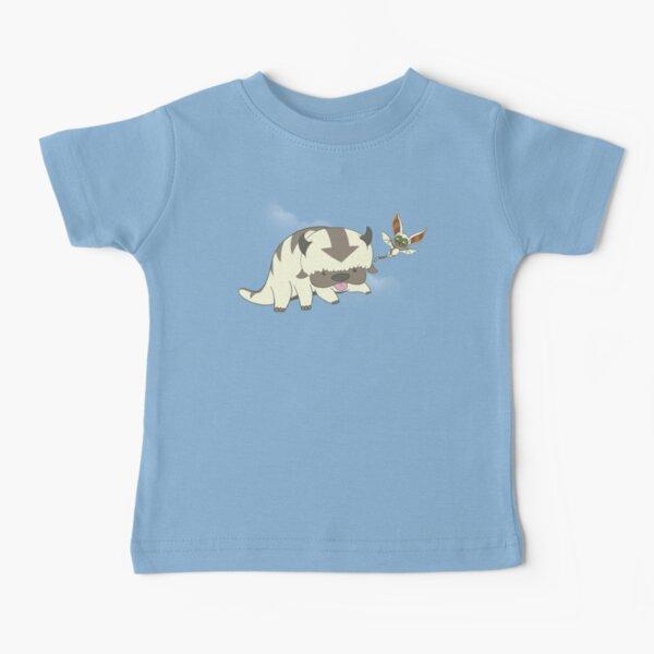 Compañeros voladores Camiseta para bebés
