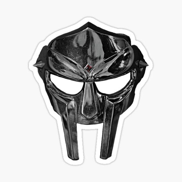 Doom Mask Sticker Sticker