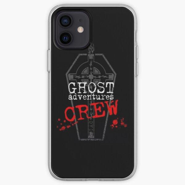 Équipage aventures fantômes Coque souple iPhone