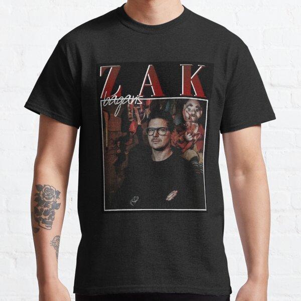 90's Vintage Zak  Classic T-Shirt