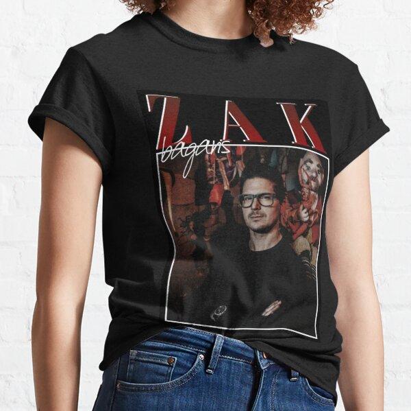 90's Vintage Zak T-shirt classique