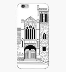 St Andrew's Wesley Church, Vancouver iPhone Case