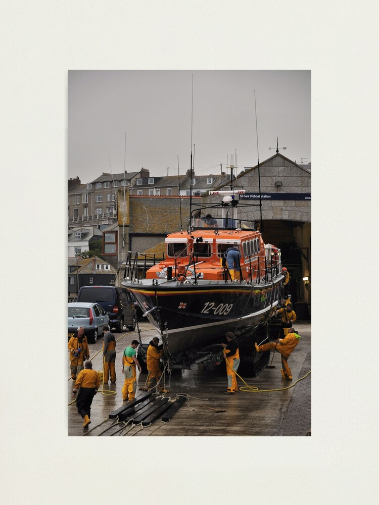 Alternate view of Lifeboat - Civil Service No. 41 Photographic Print