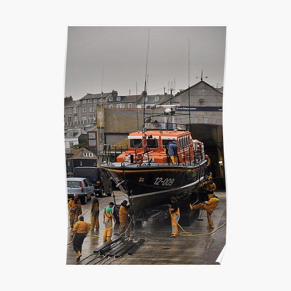 Lifeboat - Civil Service No. 41 Poster