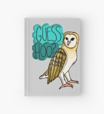 Guess Hoo? Hardcover Journal