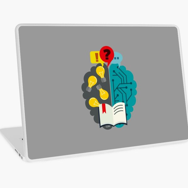 "TOAA Signature Line ""Creative Technology""-Classic Version Laptop Skin"