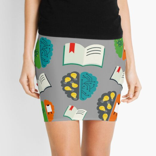 Mind Medley Mini Skirt