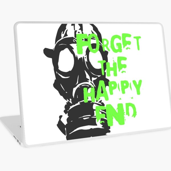 NO HAPPY END by die|site Laptop Folie