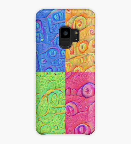 Deep Dreaming of a Color World 3K Case/Skin for Samsung Galaxy