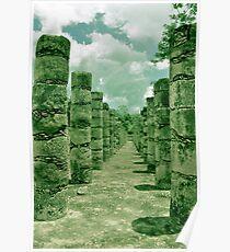 Mil Columnas Poster