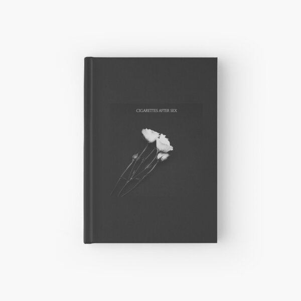 cigarettes after sex album cover Hardcover Journal