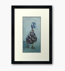 Did somebody mention worms? Framed Print