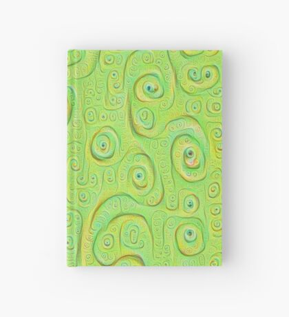 Deep Dreaming of a Green World 4K Hardcover Journal