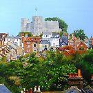Castle Heights by Paula Oakley