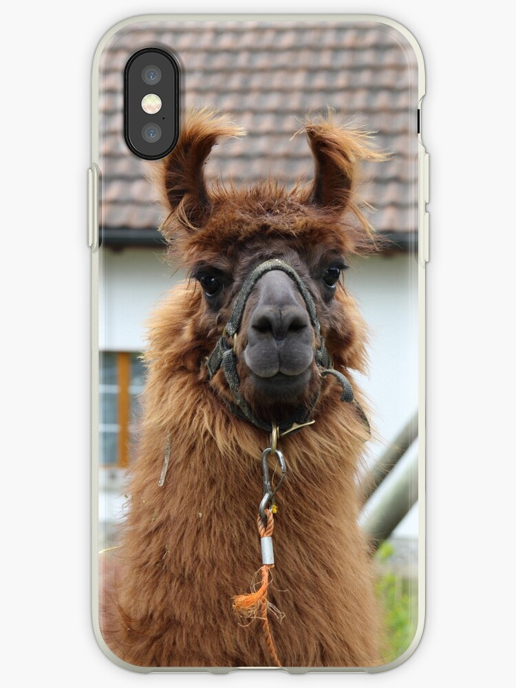 Lama Handy Fall Aufkleber Iphone Hülle Cover Von Deanworld