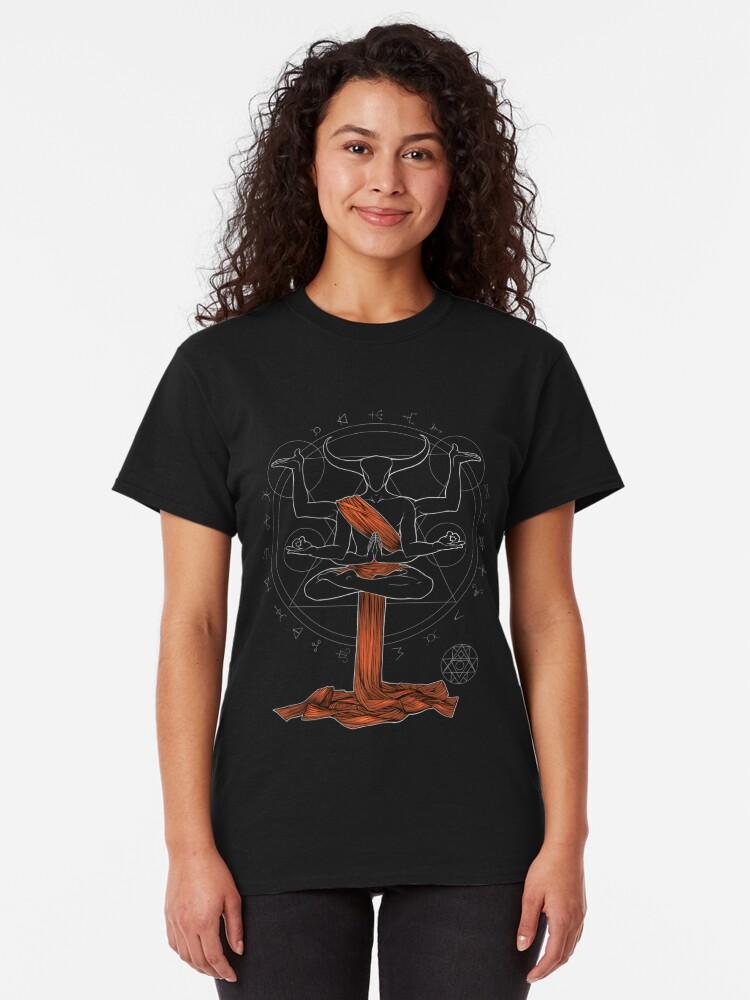 T-shirt classique ''Azaroth': autre vue