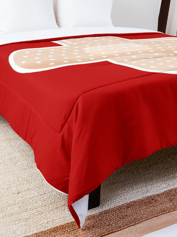 Alternate view of First Aid Plaster Comforter