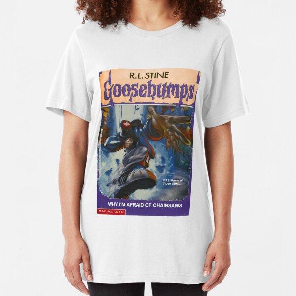 Goosebumps  Slim Fit T-Shirt