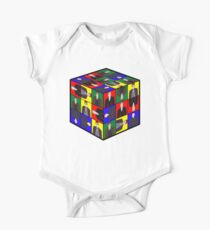 The Doctor's Cube Kids Clothes