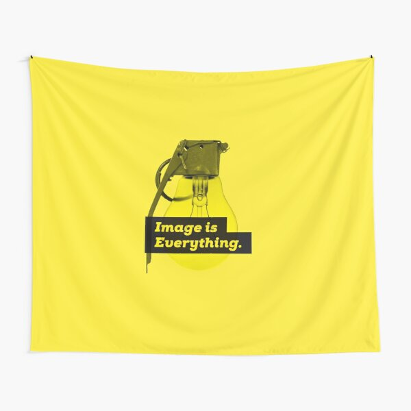 Image is Everything - Big Ideas Logo  Tapestry