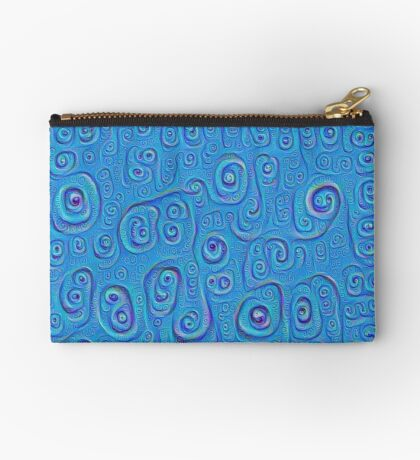 Deep Dreaming of a Blue World 4K Studio Pouch