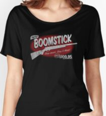 all new BOOMSTICK! Women's Relaxed Fit T-Shirt