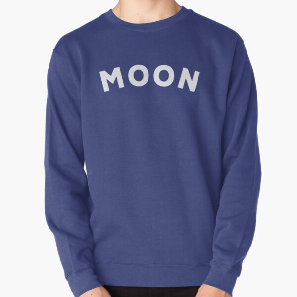 John Mayer Inspired Moon Pullover Sweatshirt