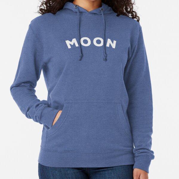 John Mayer Inspired Moon Lightweight Hoodie